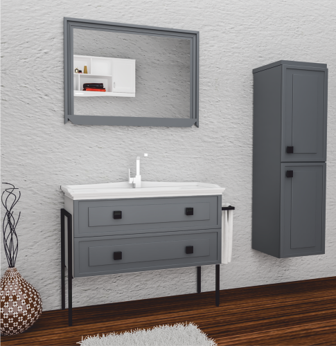 banyo dolabı modelleri oslo